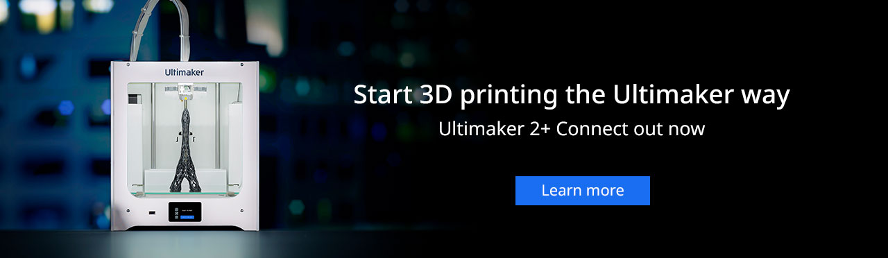 Ultimaker 2+ Connect out now