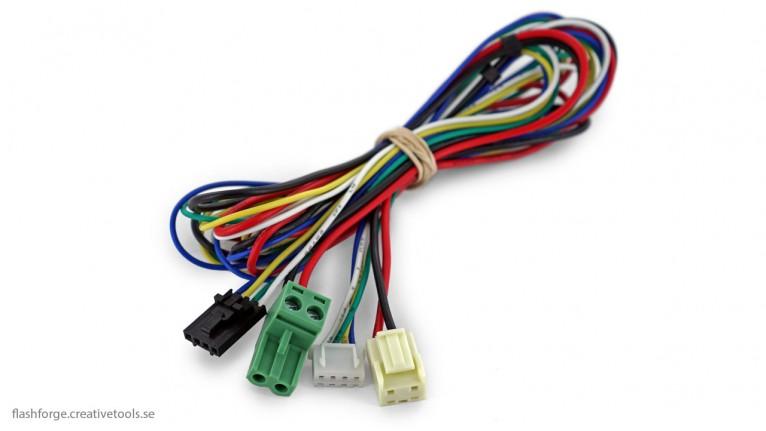FlashForge - Build platform cable - Creator PRO-Dreamer