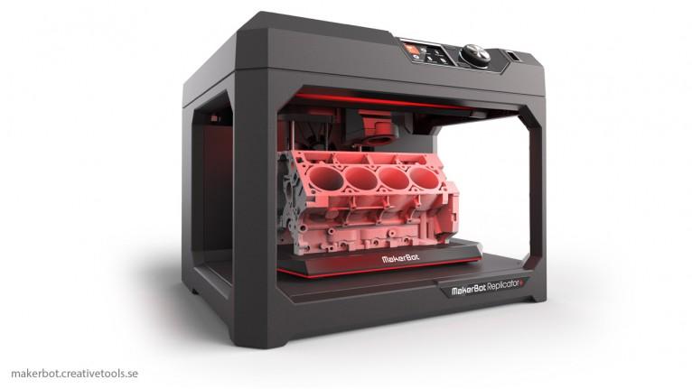 Makerbot - Replicator+